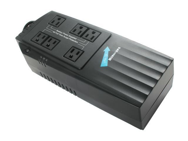 DirectUPS XP400 400 VA 200 Watts UPS