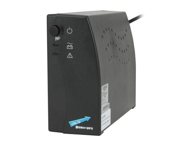 DirectUPS DP400 400 VA 200 Watts UPS