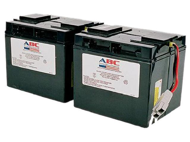 American Battery RBC11 APC UPS Battery 12V17AH