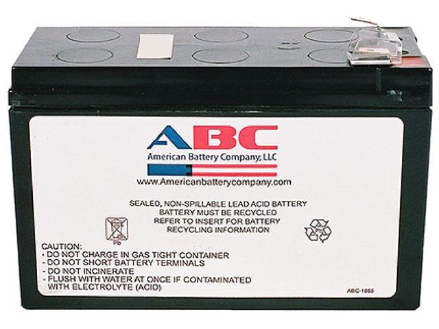 American Battery RBC2 APC UPS Battery 12V7AH