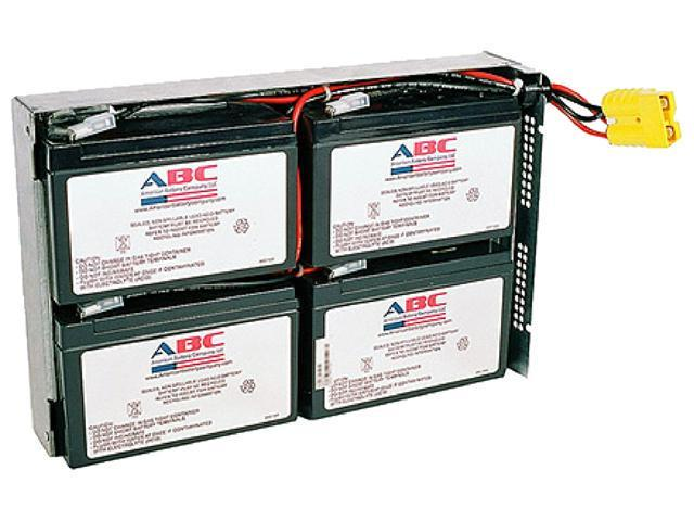 American Battery RBC24 APC UPS Battery 12V9AH