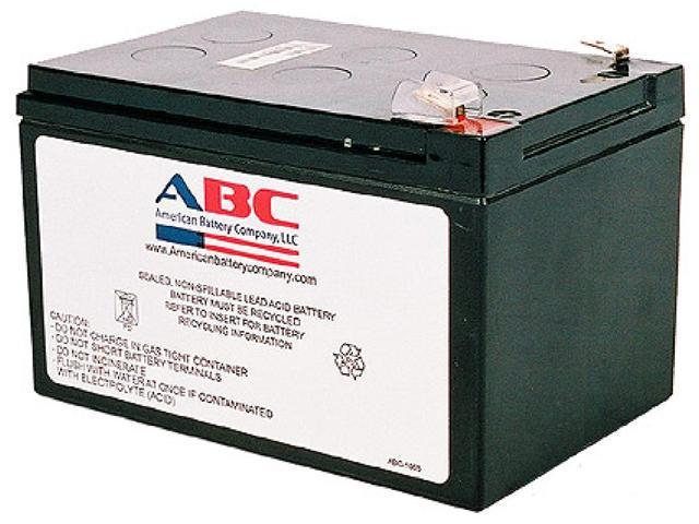 American Battery RBC4 APC UPS Battery 12V11AH