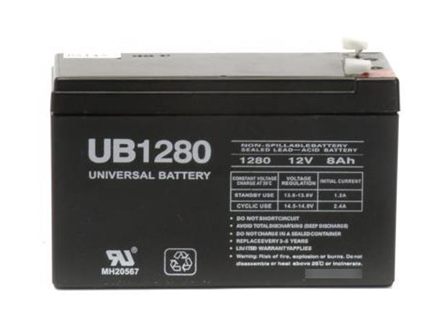 eReplacements UB1280-ER Replacement Battery Cartridge