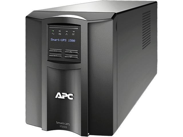 APC Smart-UPS SMT1500X413 1500 VA 980 Watts UPS
