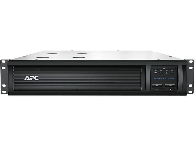 APC SMT750R2-NMC 750 VA 500 Watts UPS