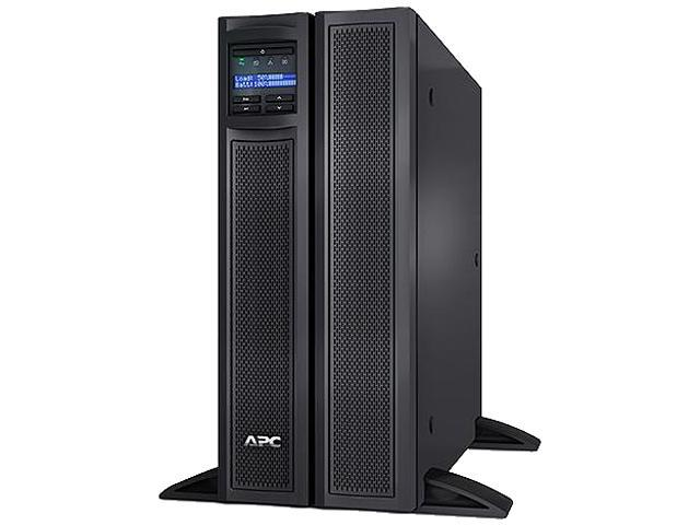 APC Smart-UPS X 2000VA Rack/Tower LCD 100-127V with Network Card