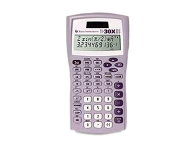 Texas Instruments 30XIIS/TBL/1L1/AS Engineering/Scientific Calculator