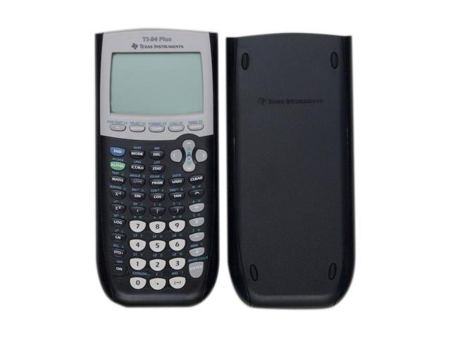 Texas Instruments 84PL/TPK/1L1/B Graphics Calculator Teachers Kit- 10 Pack