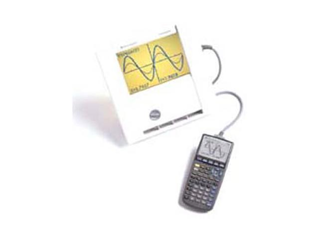 Texas Instruments 84PL2VSI/CBX/1L1/B Calculator Silver Edition ViewScreen Pack