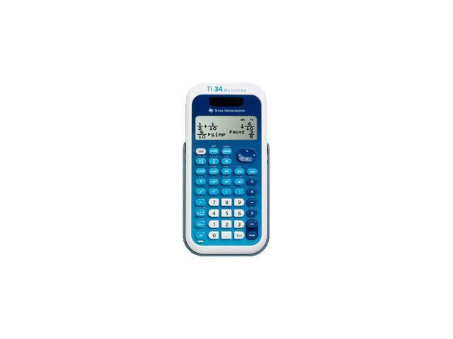 Texas Instruments TI-34 TI-34 Multi View Calculator