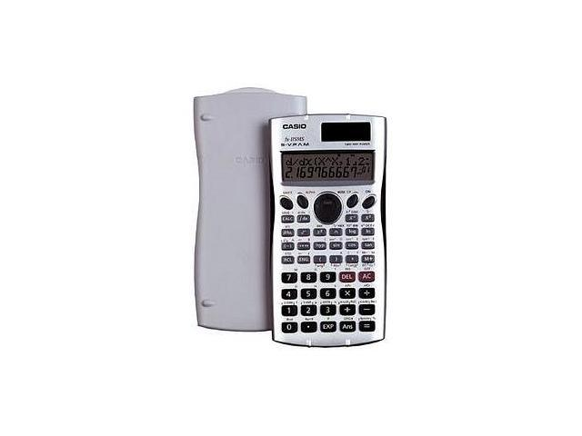 Casio FX-115MSPLUS 279 Built-in Functions Solar Powered Scientific Calculator
