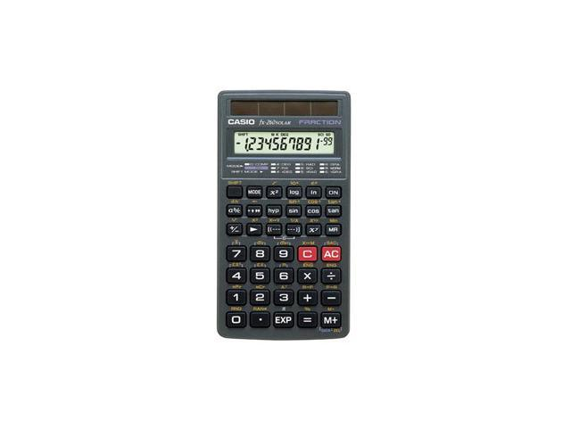 Casio FX260SLR-SCHL-IH Scientific Calculator