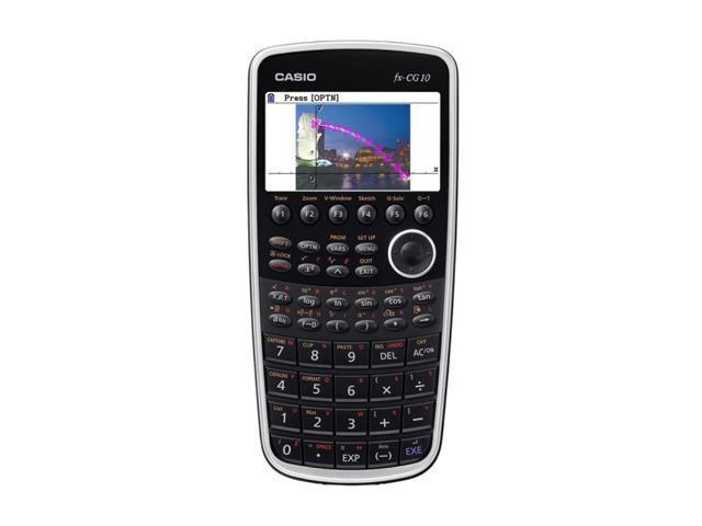 Casio FX-CG-10-L-IH Graphing Calculator
