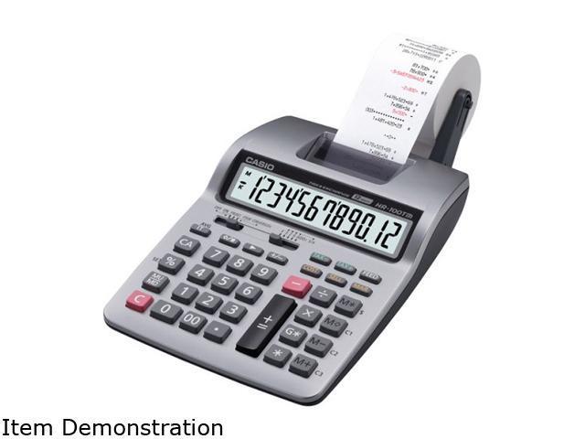 Casio Printing Business Calculator