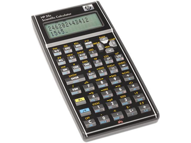 HP HWP-35S-K Scientific Calculator