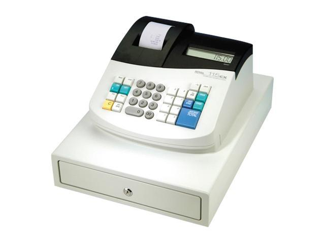 Royal 14508P 115 CX Cash Register