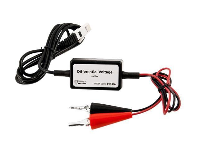 Vernier Software DVP-BTA Differential Voltage Probe
