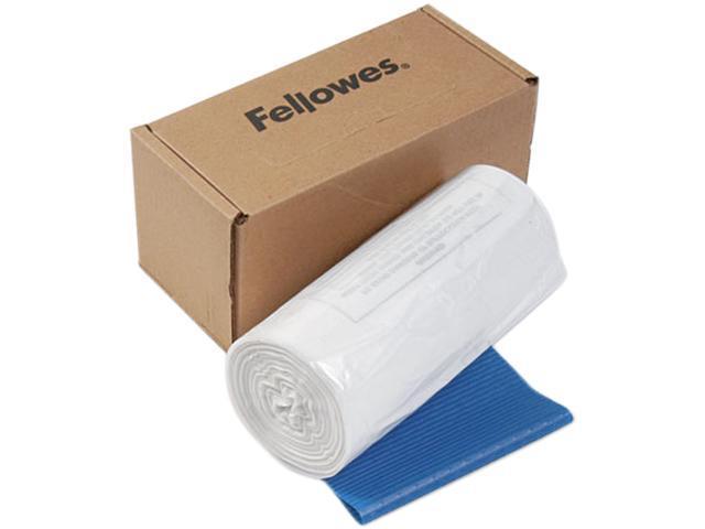 Fellowes 36054 - Powershred Shredder Waste Bags, 14-20 gal Capacity