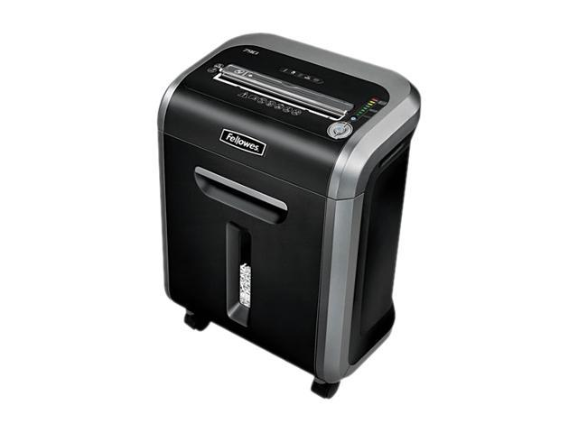 Fellowes Powershred 79Ci 100% Jam Proof Cross-Cut Shredder, 16 Sheets per Pass, 20 on / 30 off