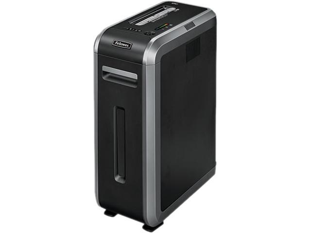 Fellowes 125i (3312001) Powershred 125i Heavy-Duty Strip-Cut Shredder, 18 Sheet Capacity