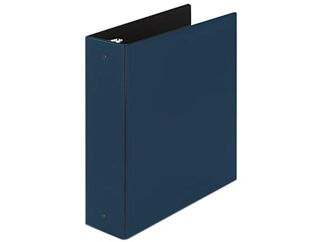 "Avery 03601 Economy Round Ring Reference Binder, 3"" Capacity, Blue"