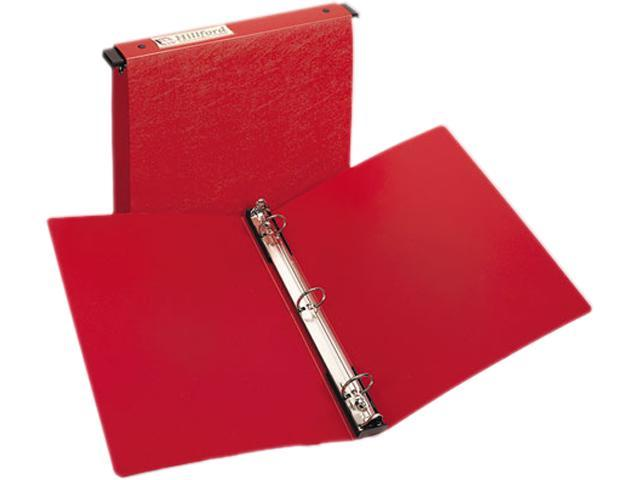 "Avery 14803 Hanging File Poly Ring Binder, 1"" Capacity, Red"