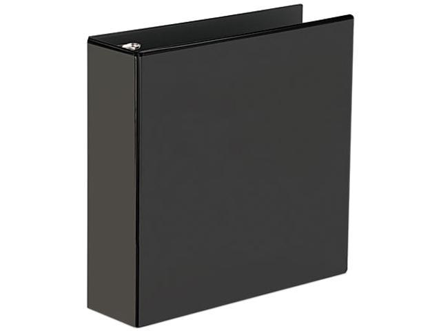 "Avery 19750 Showcase Reference View Binder, 3"" Capacity, Black"