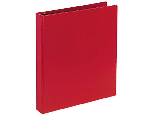 Avery 27201 Durable EZ-Turn Ring Reference Binder, 11 x 8-1/2, 1