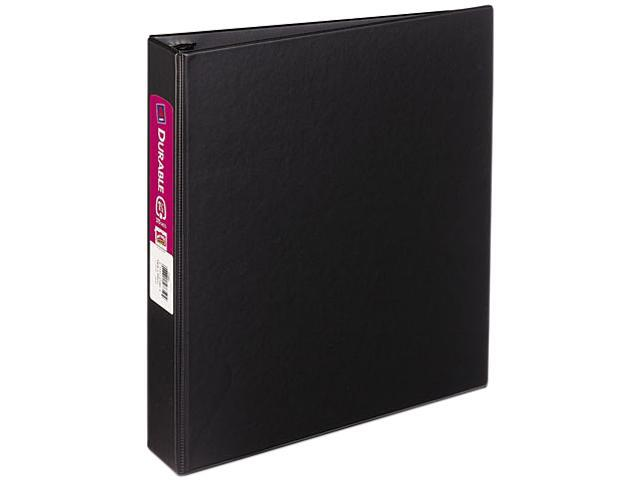 Durable Binder with Slant Rings 11 x 8 1/2 1 1/2