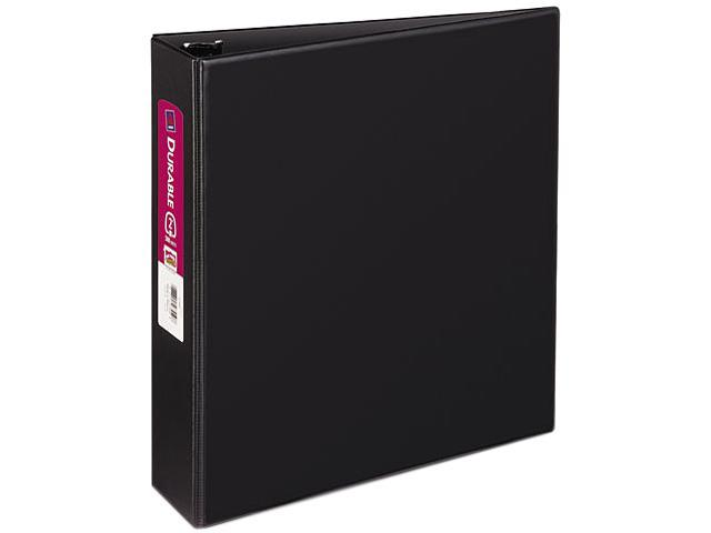 Avery 27550 Durable EZ-Turn Ring Reference Binder, 11 x 8-1/2, 2