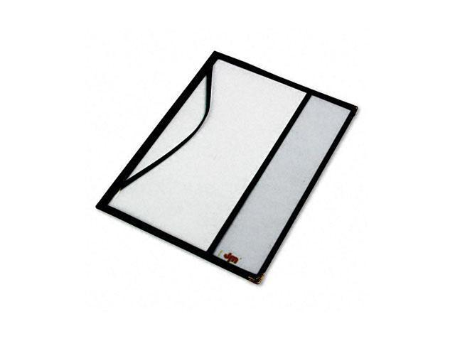 Oxford 78422 See-Through Plastic Magazine Cover, For Magazines to 12-3/8 x 9-1/8
