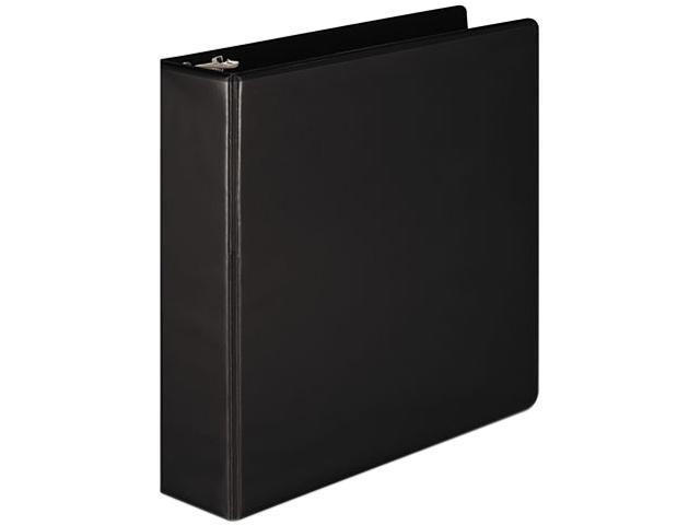 Wilson Jones 386-44B Basic D-Ring Vinyl View Binder, 2