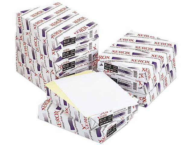 XEROX Carbonless Paper 2 Part Straight Collated White