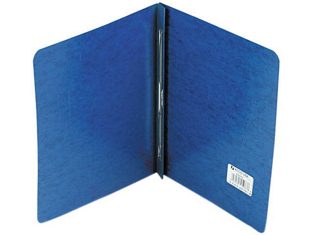 "Acco 25073 Presstex Report Cover, Prong Clip, Letter, 3"" Capacity, Dark Blue"