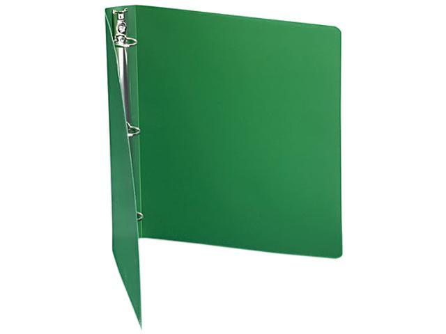 ACCO 39716 ACCOHIDE Poly Ring Binder With 35-Pt. Cover, 1