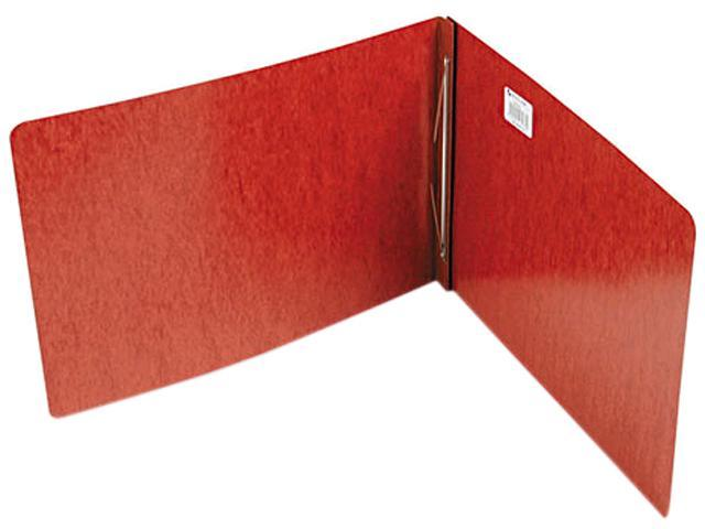 "Acco 47078 Pressboard Report Cover, Prong Clip, 11 x 17, 3"" Capacity, Red"