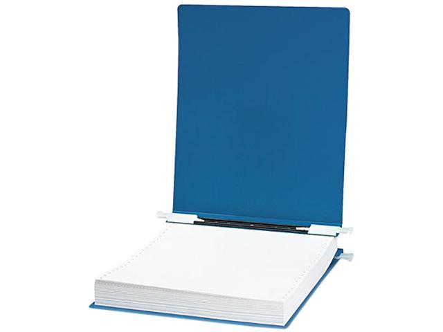 ACCO 56003 Hanging Data Binder With ACCOHIDE Cover, 9-1/2 x 11, Blue