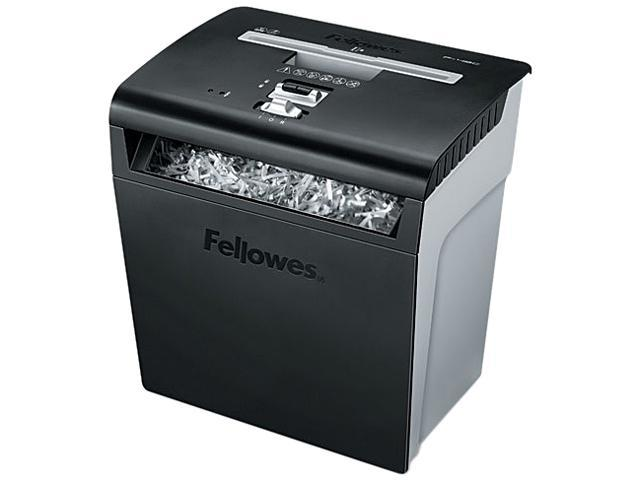 Fellowes 3224905 Powershred P-48C Deskside Cross-Cut Shredder, 8 Sheet Capacity