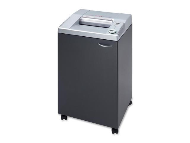 Fellowes 3403901 Powershred 2331C Continuous-Duty Cross-Cut Shredder, 25 Sheet Capacity