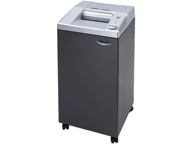 Fellowes 3415801 Powershred 2326C Continuous-Duty Cross-Cut Shredder, 22 Sheet Capacity
