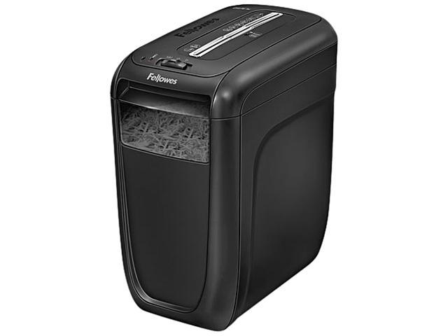 Fellowes Powershred 60Cs (FEL4606001) Cross-Cut Light-Duty Cross-Cut Shredder, 10 Sheet Capacity