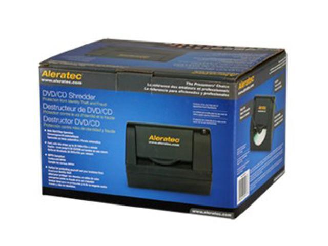 Aleratec 240143 DVD/CD Shredder