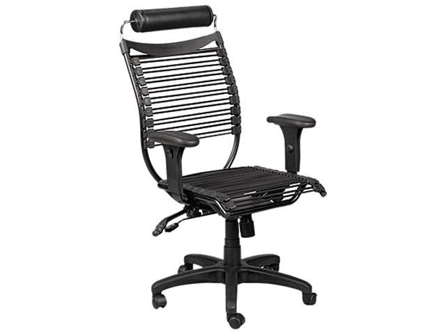 BALT 34422 Seatflex Series Swivel/Tilt Chair w/Headrest & Arms, Black