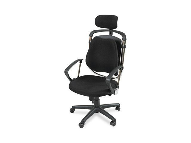 BALT 34571 Posture Perfect Chair, Black, 26-3/4 x 21 x 44
