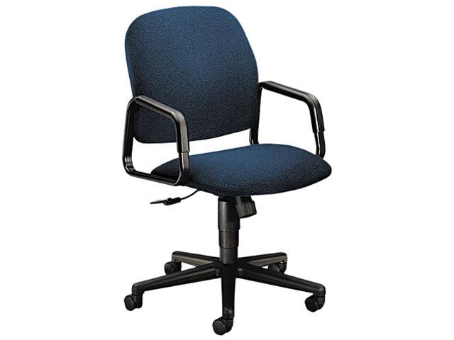 HON 4001AB90T Solutions Seating High-Back Swivel/Tilt Chair, Blue