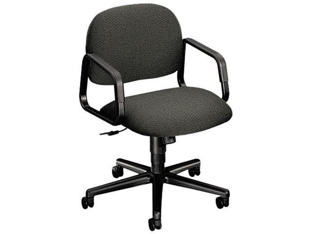 HON 4002AB12T Solutions Seating Mid-Back Swivel/Tilt Chair, Gray