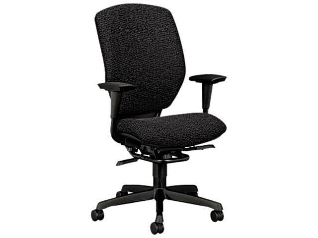 HON 6212BW19T Resolution 6200 Series High-Back Swivel/Tilt Chair, Iron Gray