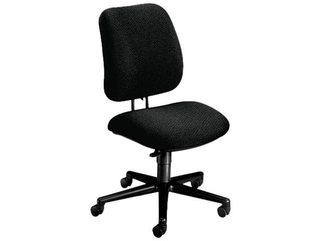 HON 7701AB10T 7700 Series Swivel Task chair, Black