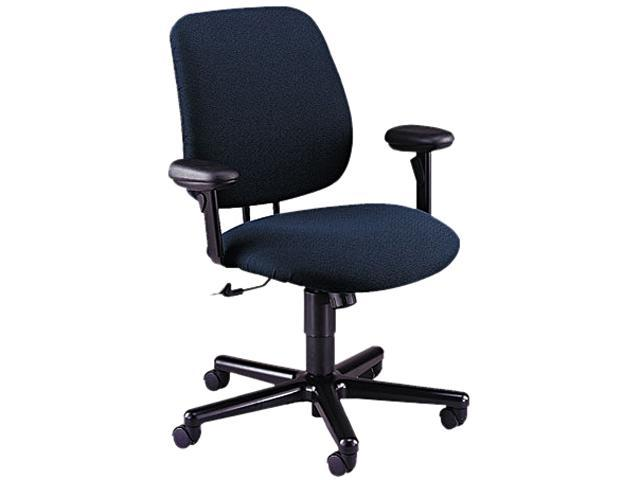 HON 7754AB90T 24-Hour Task Series Swivel/Tilt Chair w/Adjustable Arms, Blue