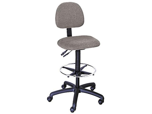 Safco 3420DG Trenton Multi-Task Swivel Stool, 23-33